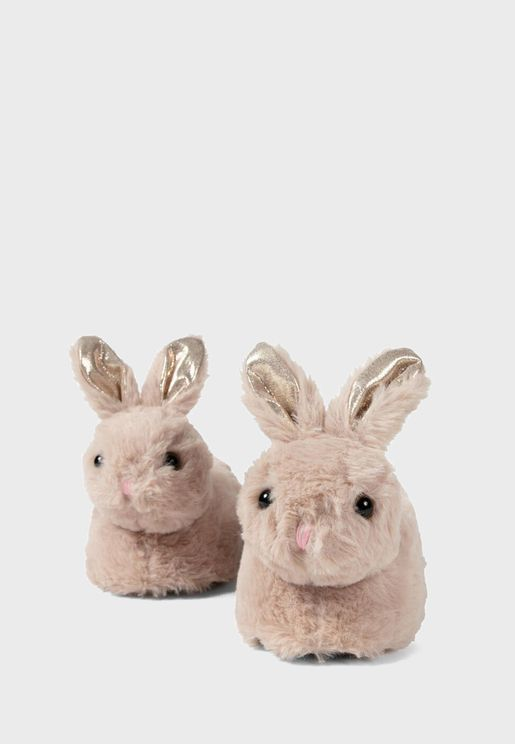 Kids Rabbit Bedroom Slipper