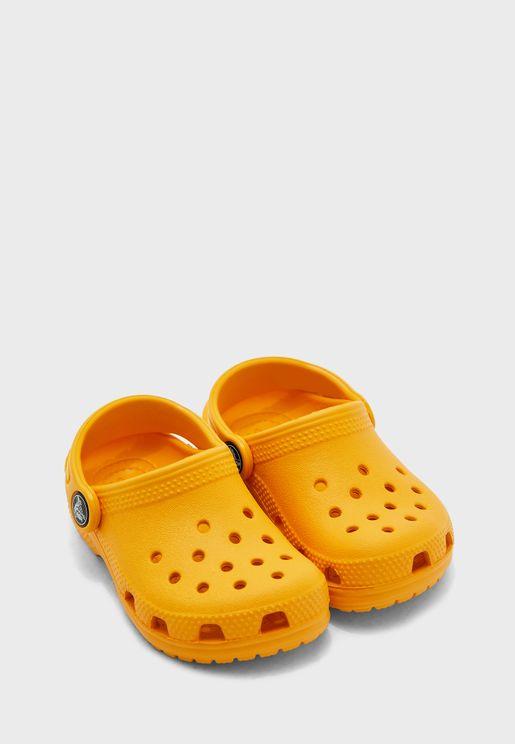 Kids Classic Clog Sandal