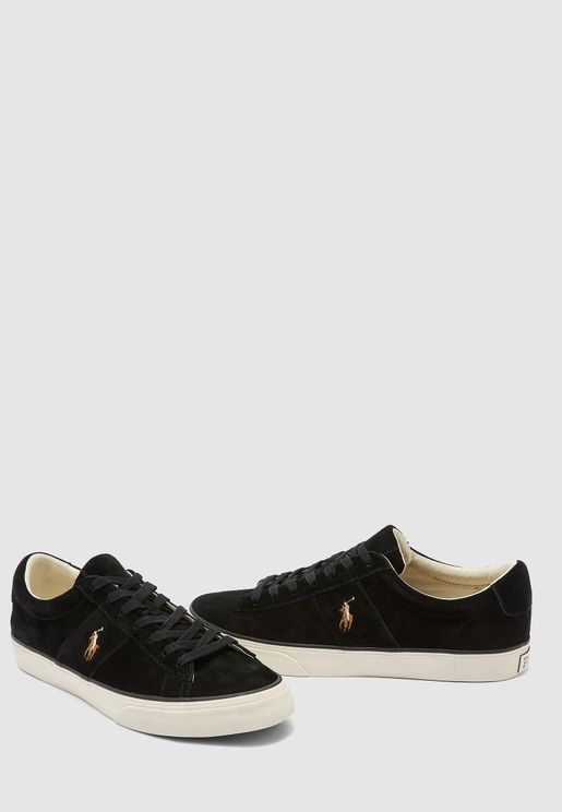 Suede Sayer Sneakers