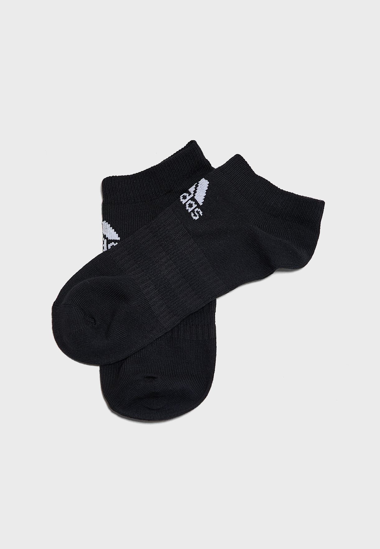 Light Essentials Sports Training Unisex No Show Socks