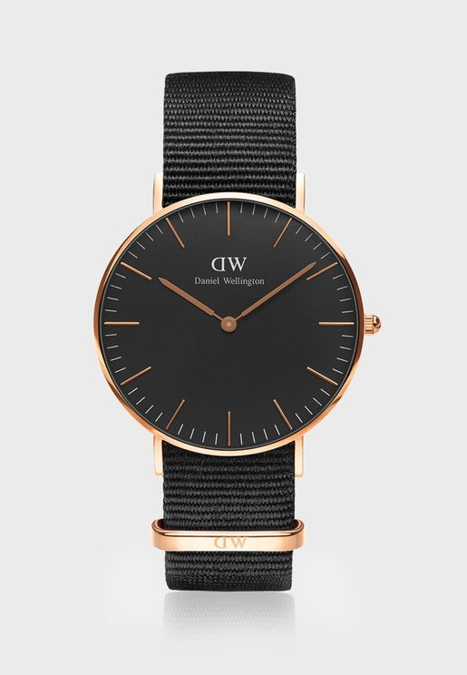 Classic 36 Cornwall Analog Watch