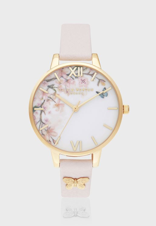 Demi Blossom Analog Watch