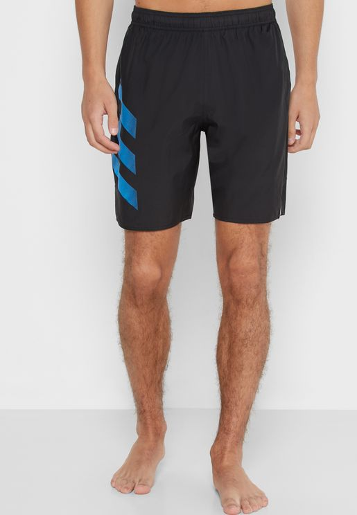 3 Stripe Swim Shorts