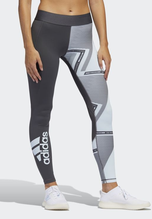 Alphaskin Sport AOP Tights