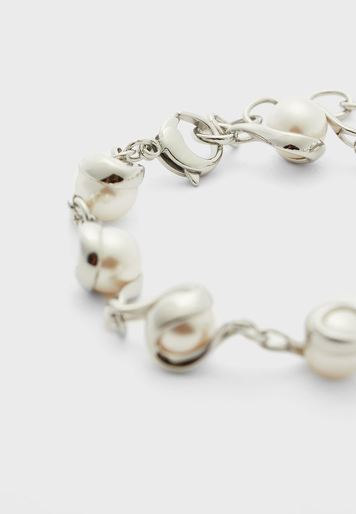 Agnethe Pearl Bracelet