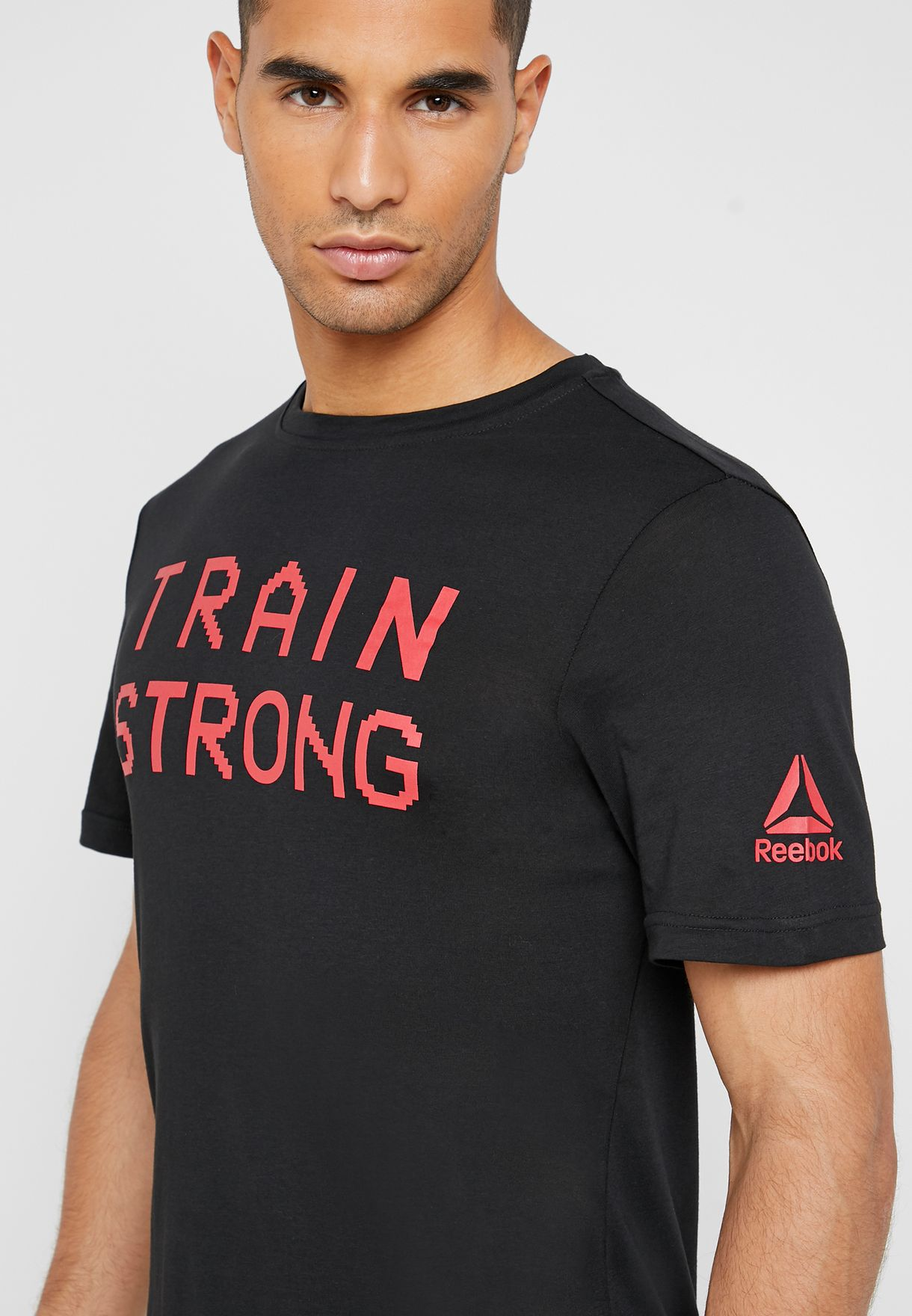 Graphic Series Strong T-Shirt