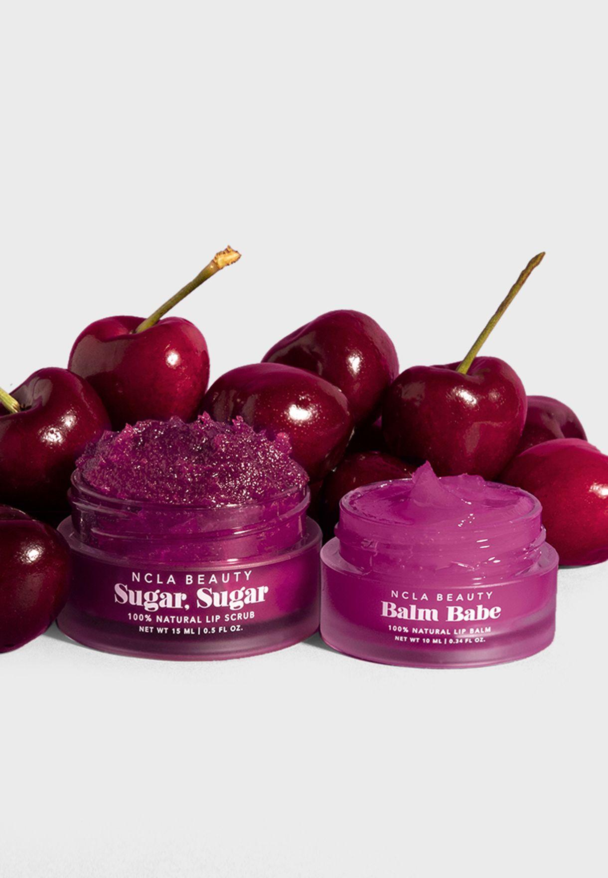 Sugar Sugar Lip Scrub - Cherry Bomb