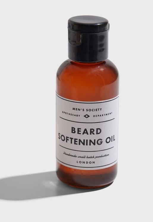 Beard Softening Oil