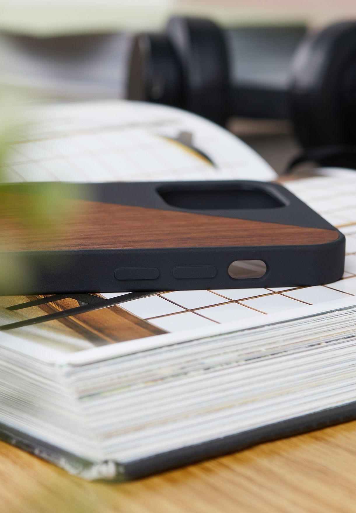 Click Wooden iPhone 12/12 Pro Max/12 Mini Case