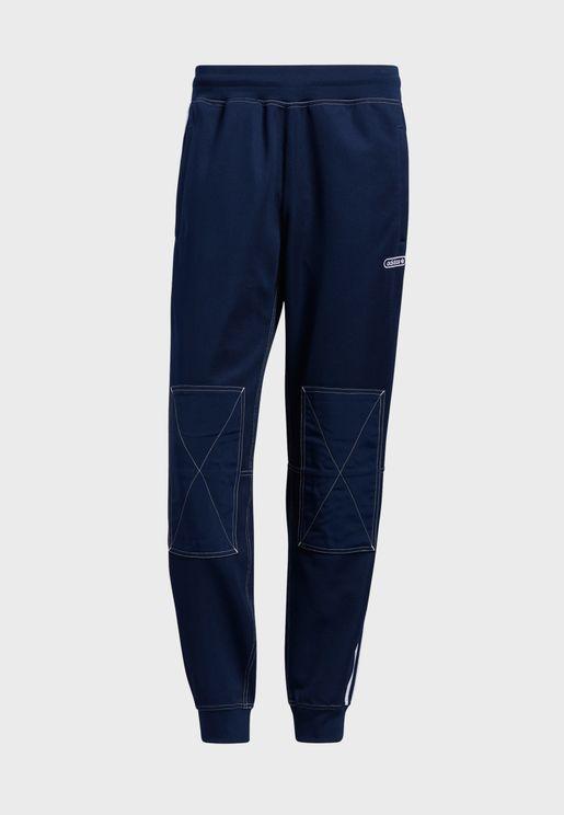 Trefoil Track Pants