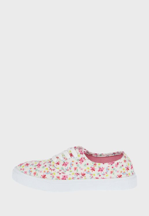 Printed Casual Moccasin