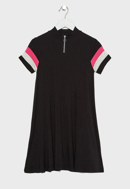 Kids Viscose Dress