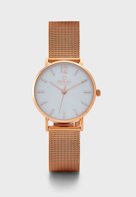 Mark Lille Analog Watch