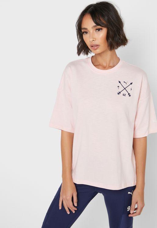 Selena Gomez Oversized T-Shirt