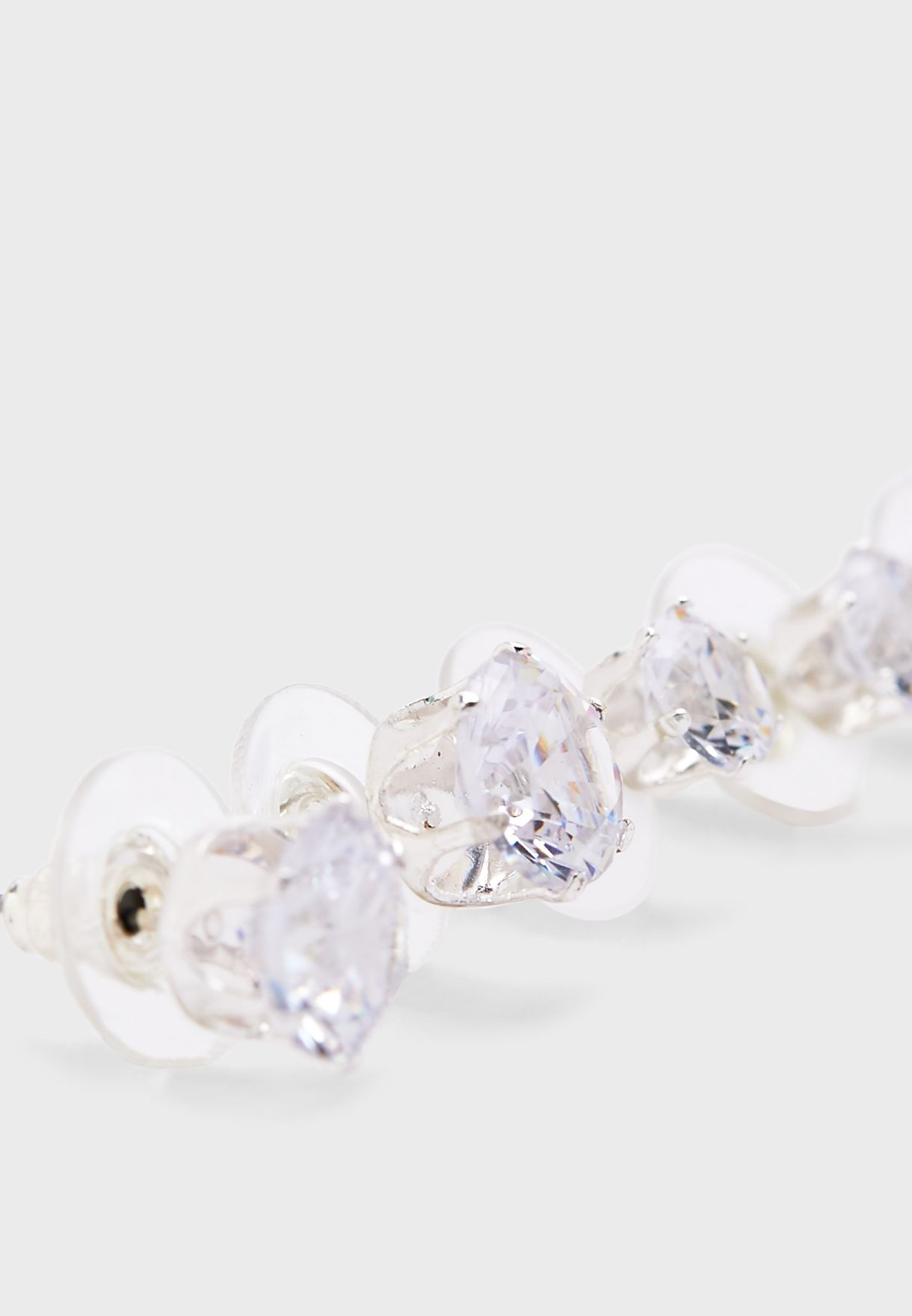Multipack Mixed Stud Earrings
