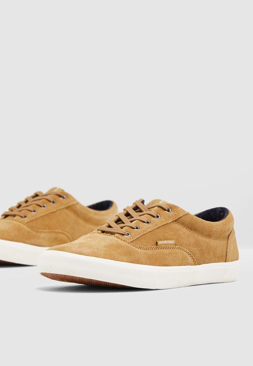 Vision Suede Sneakers