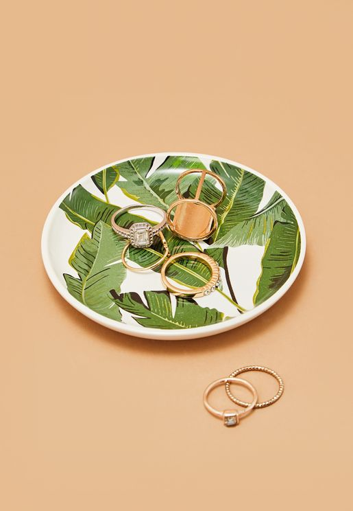 Palm Leaf Trinket