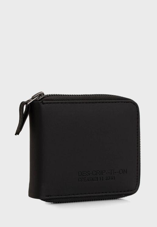Zip Detail Wallet