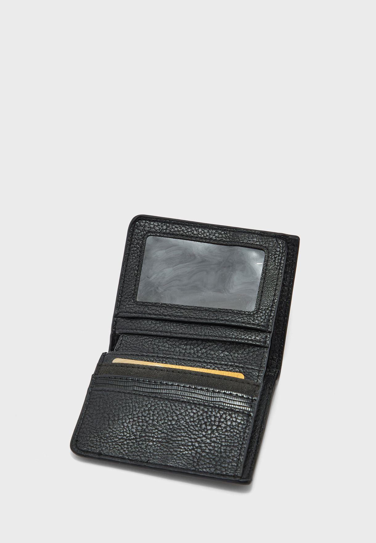 محفظة بجيب شفاف