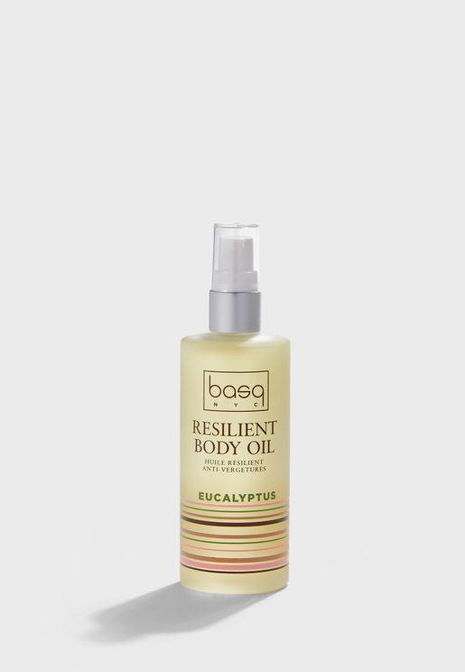 Body Stretch Mark Oil - Eucalyptus