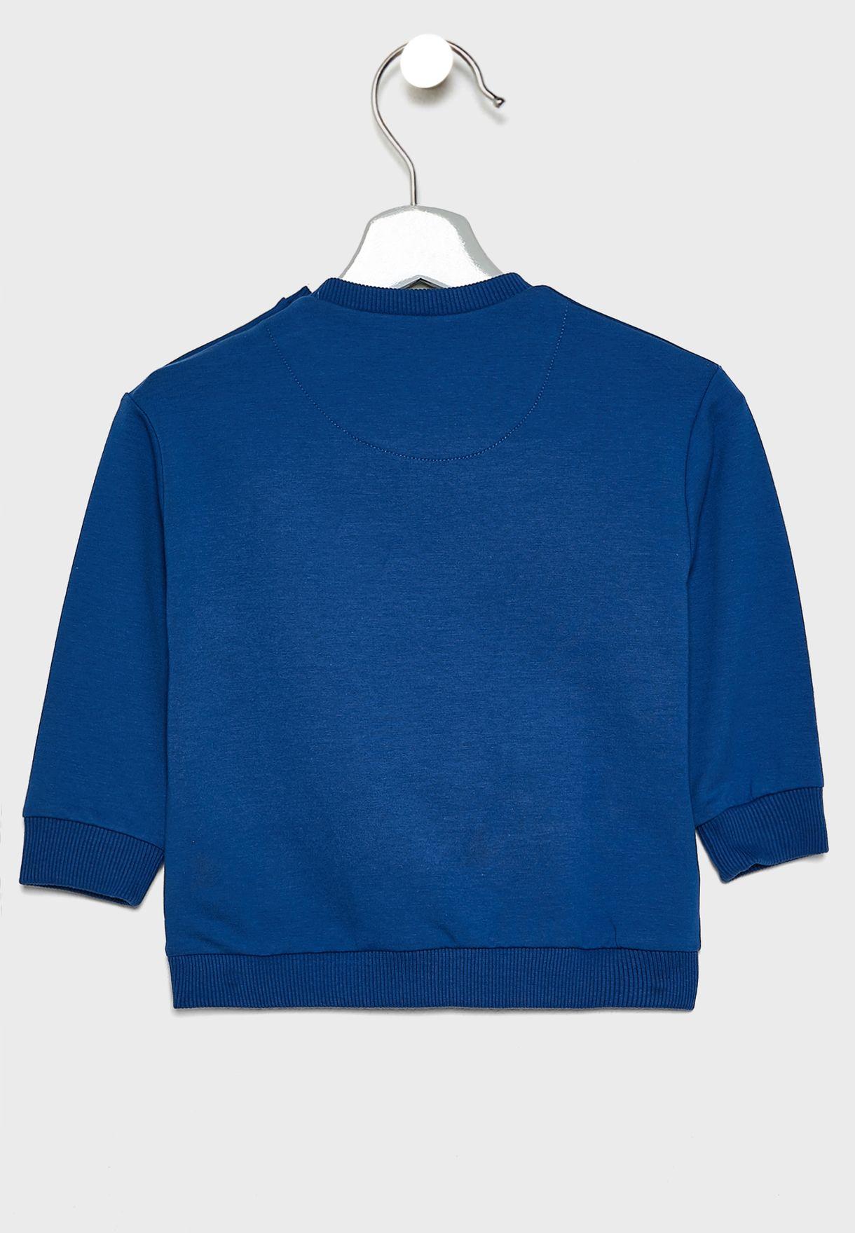 Kids Destination Sweatshirt