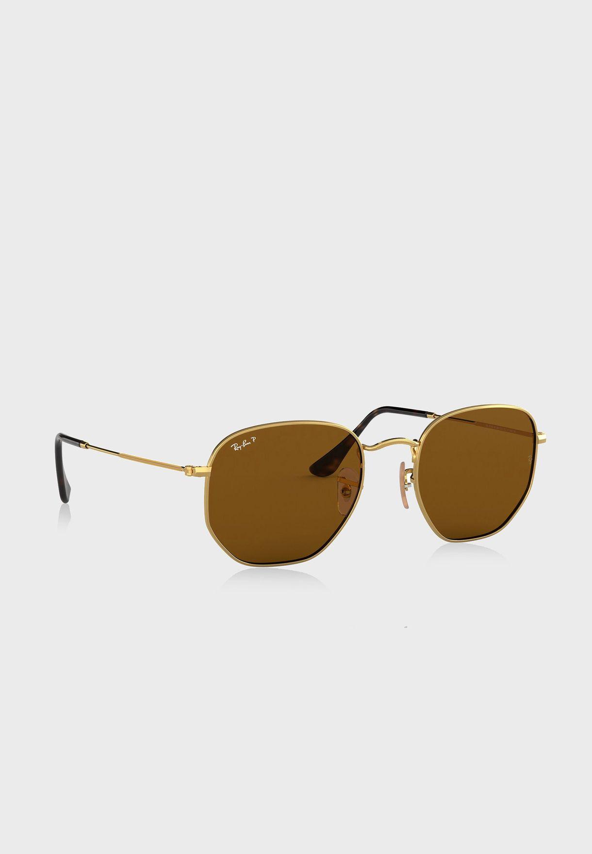 نظارة شمسية سداسية  0RB3548N