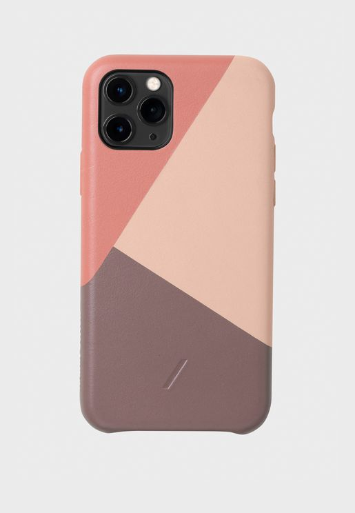 Clic Marquetry iPhone Case
