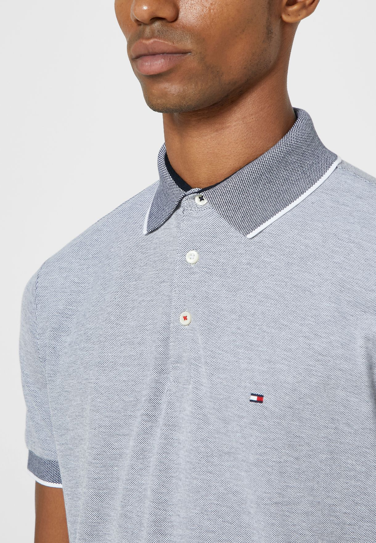 Oxford Regular Fit Polo