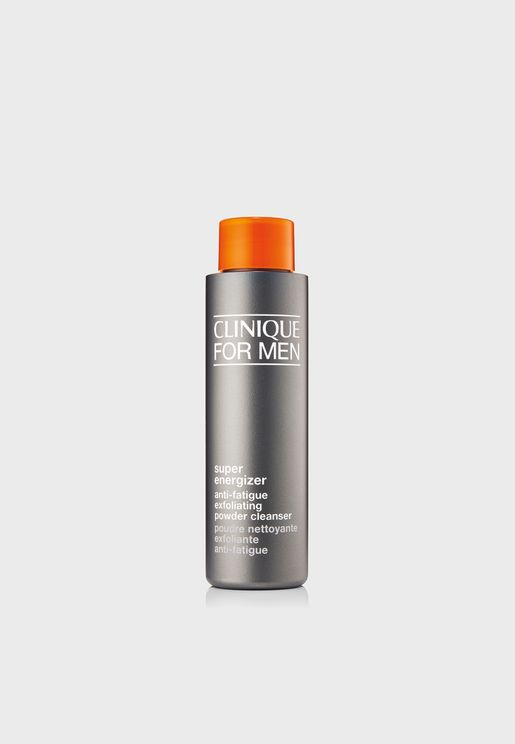 Super Energizer Anti-Fatigue Exfoliating Cleanser