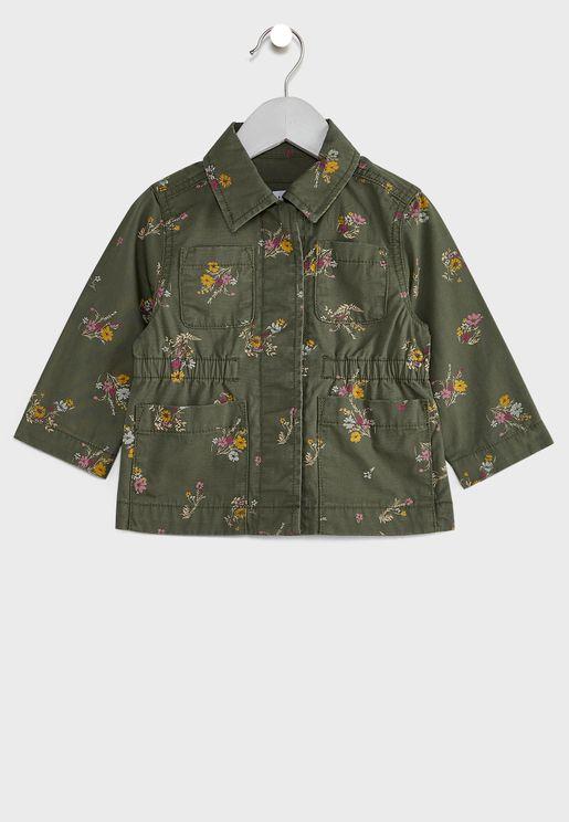Infant Utility Jacket