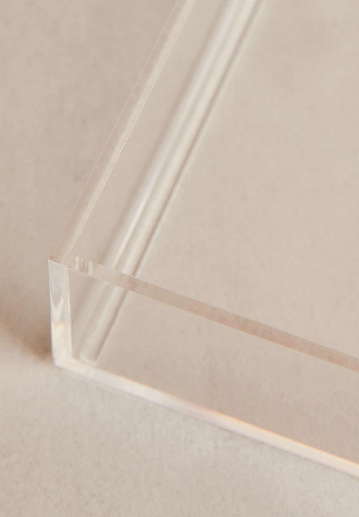 Small Stackable Acrylic Box