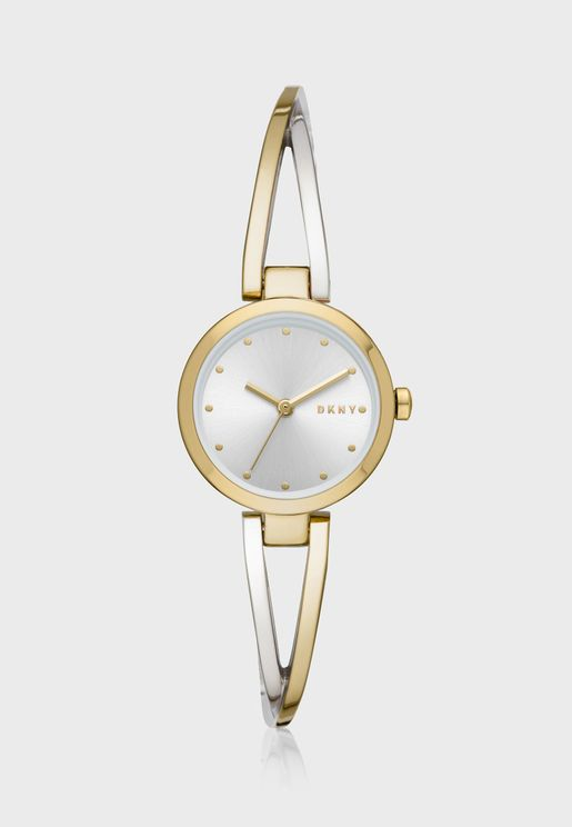 NY2790 Crosswalk Quartz Analog Watch
