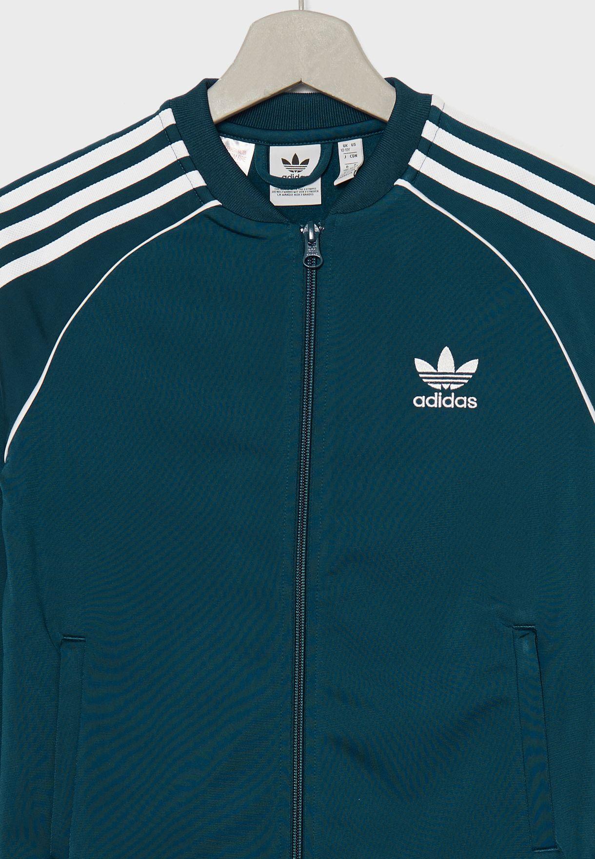 Youth Superstar Track Jacket