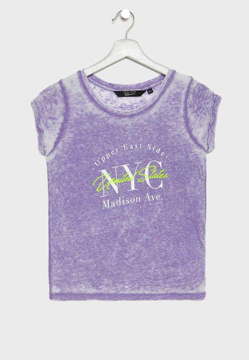 Teen New York City T-Shirt