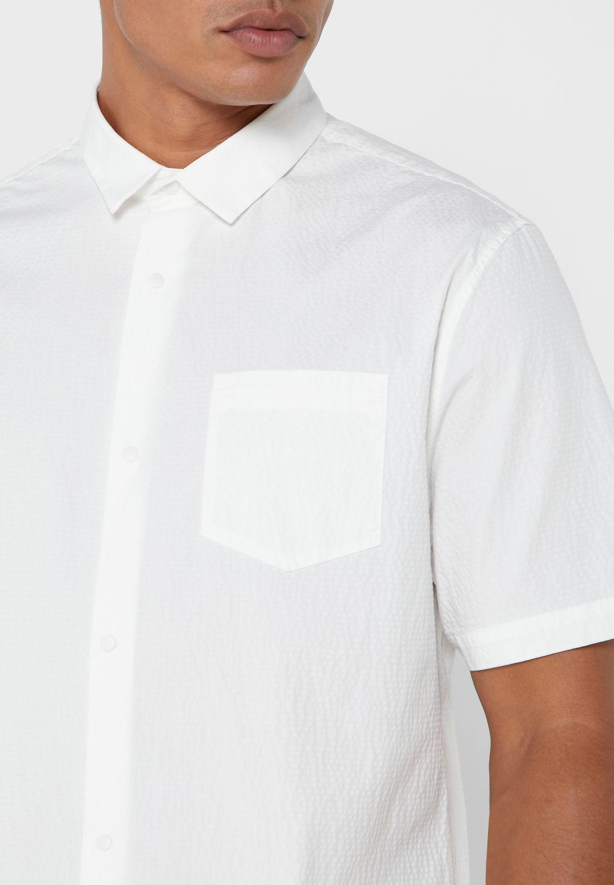 قميص بقصة سلم فت