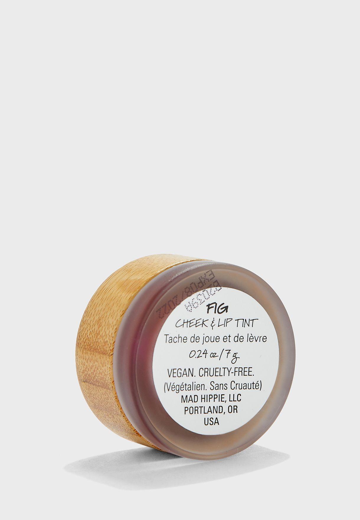 Cheek & Lip Tint Fig