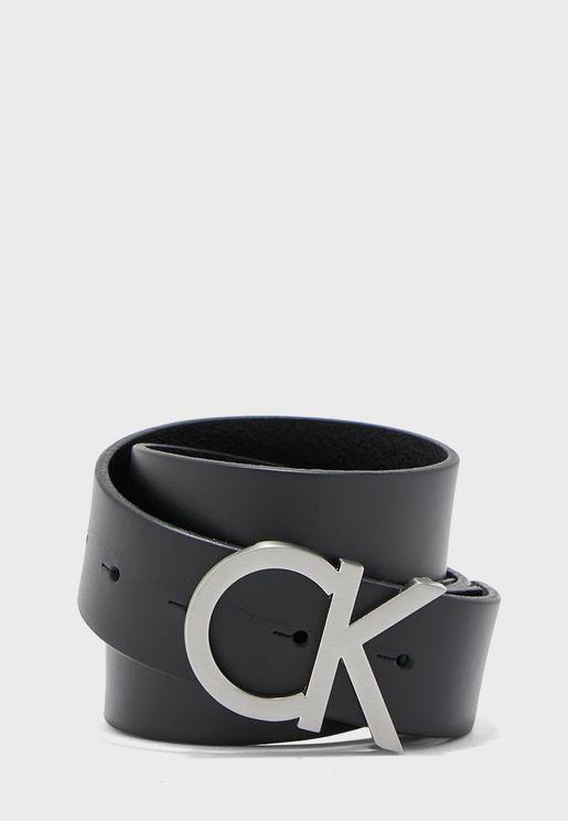 Logo Adjustable Belt
