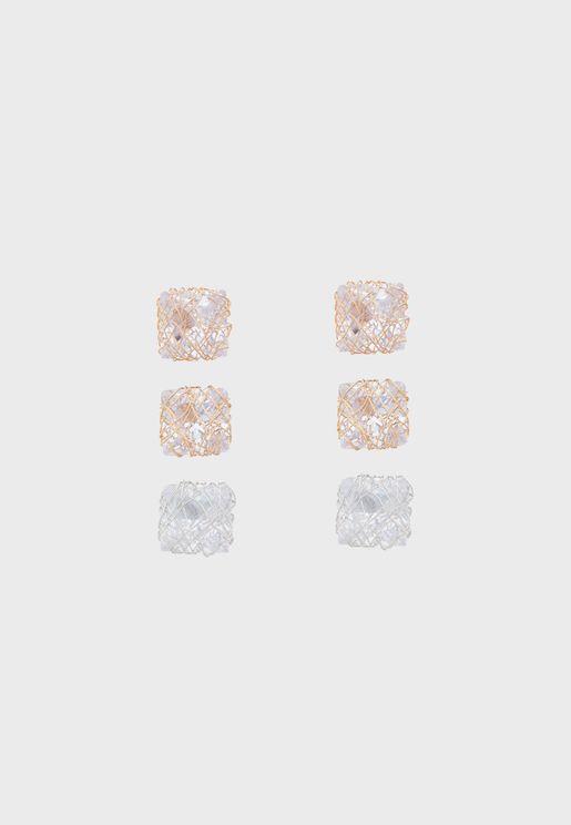 Dolonna Earrings Set