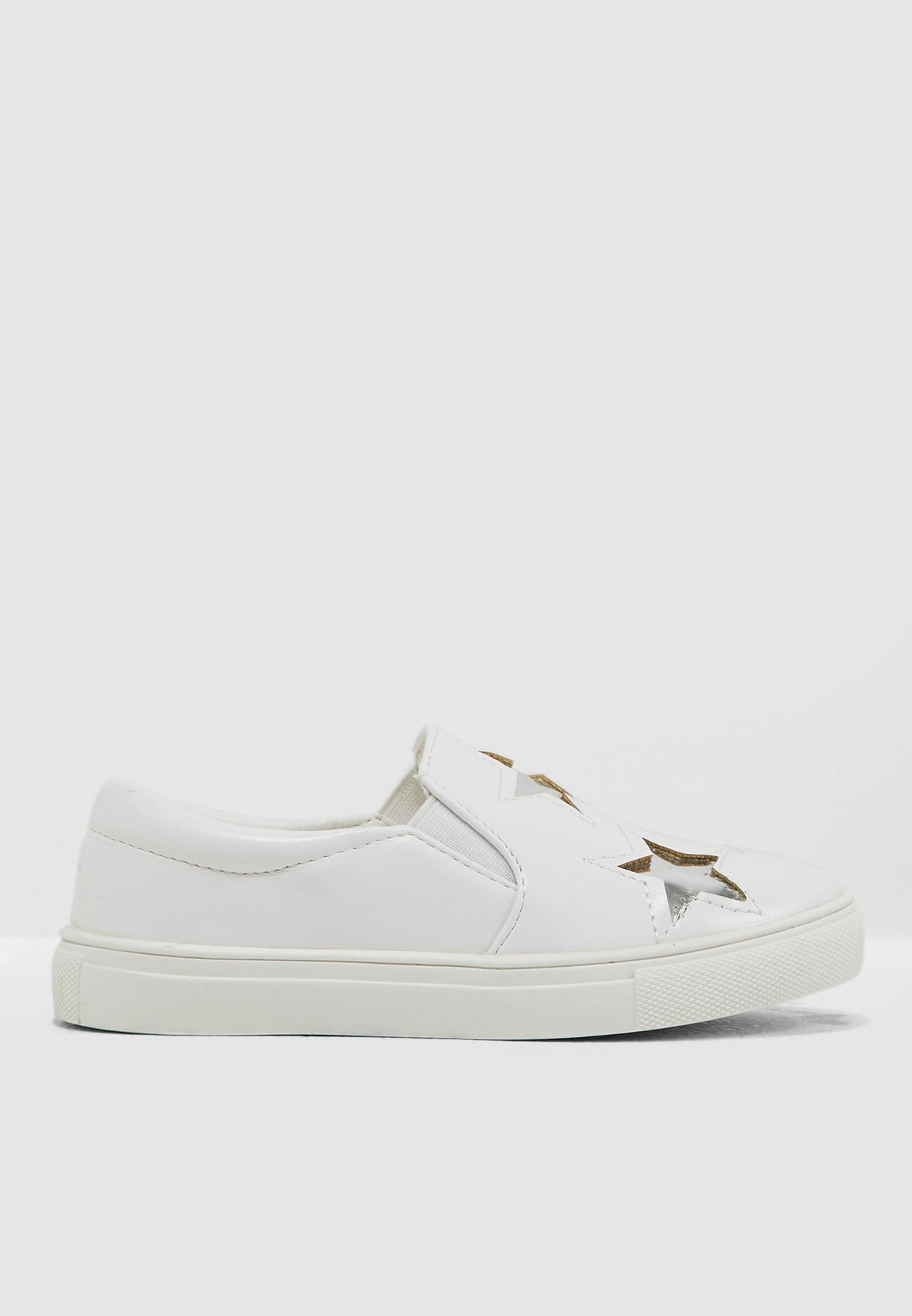 Star Detail Slip On