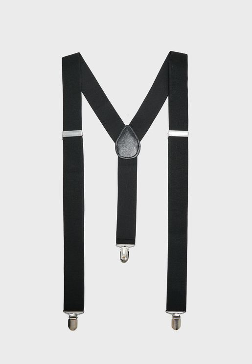 Y-Back Adjustable Suspender