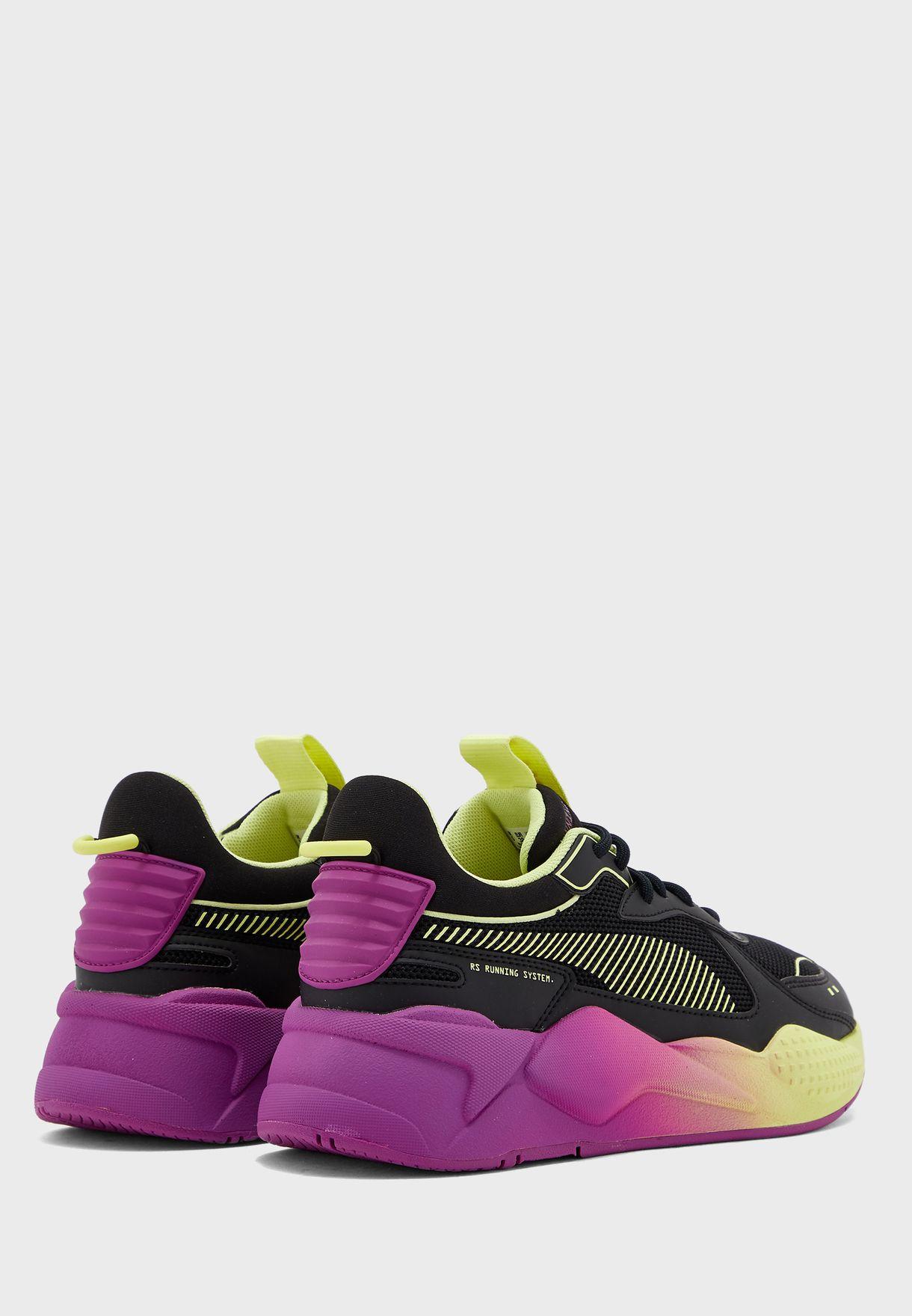 RS-X women sneakers