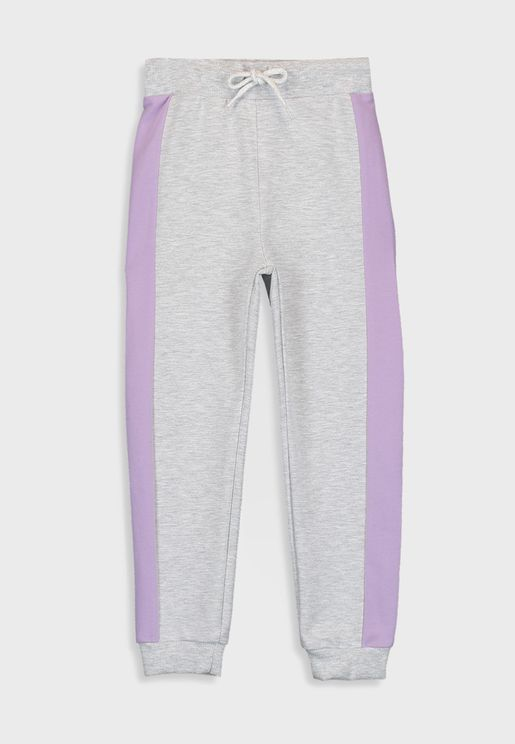 Kids Casual Sweatpants