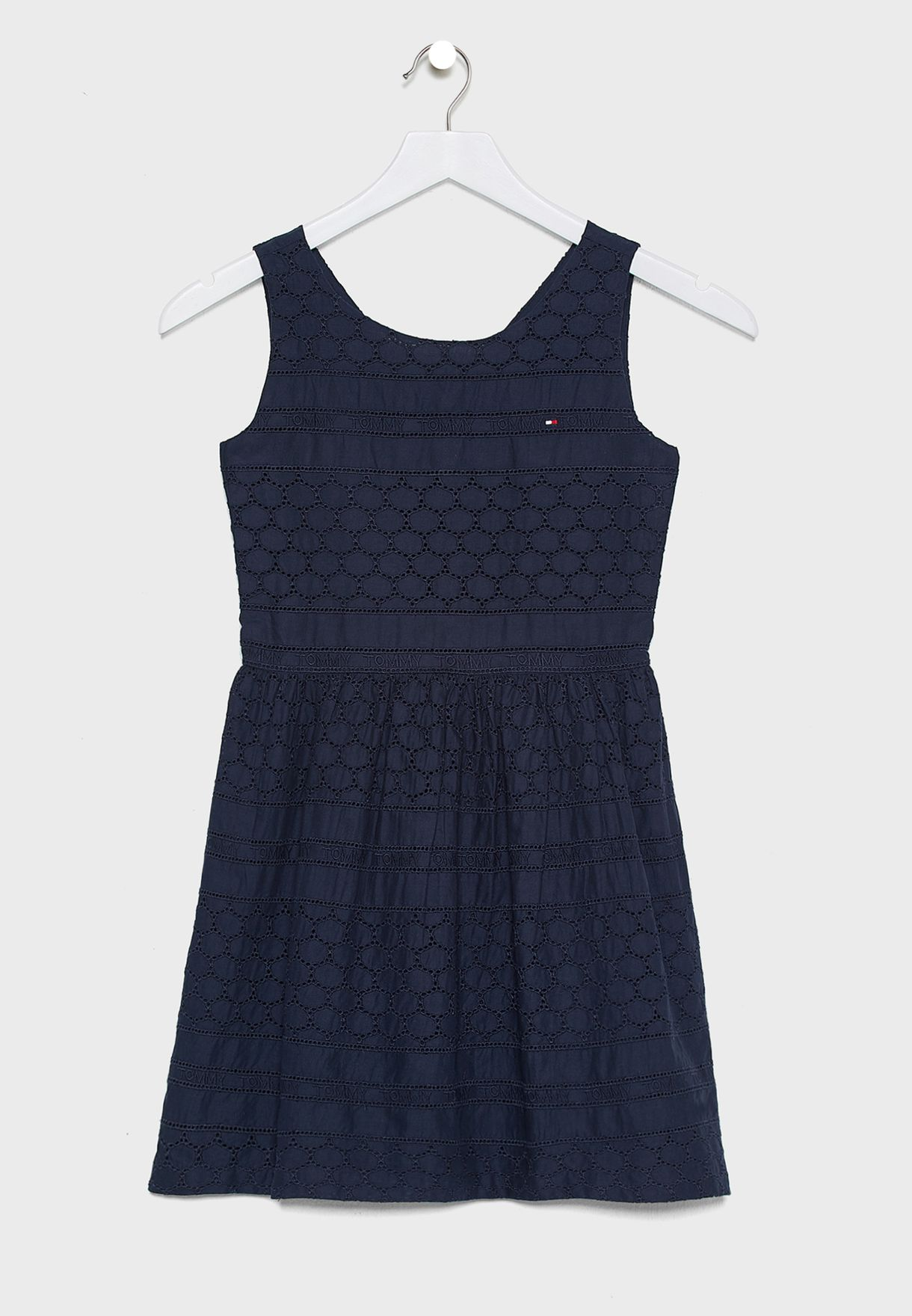 Teen Ruffle Detail Dress