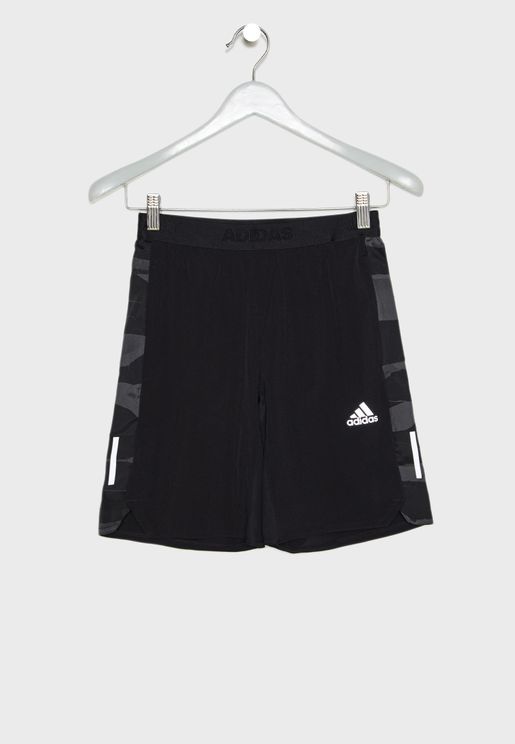 Youth Run Shorts