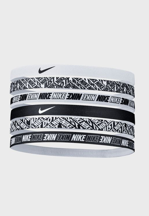 6 Pack Logo Headbands