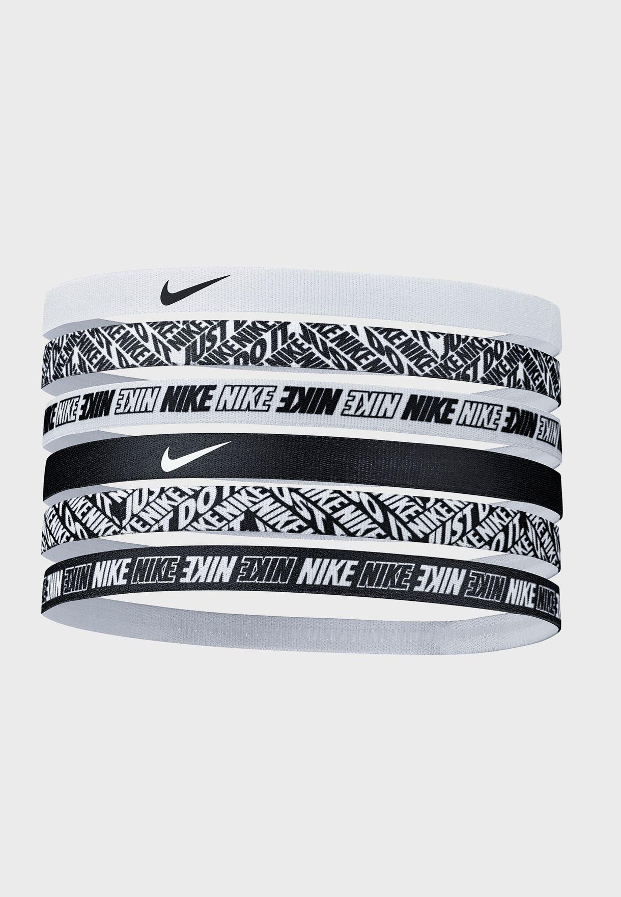 6 Pack Logo Headbands