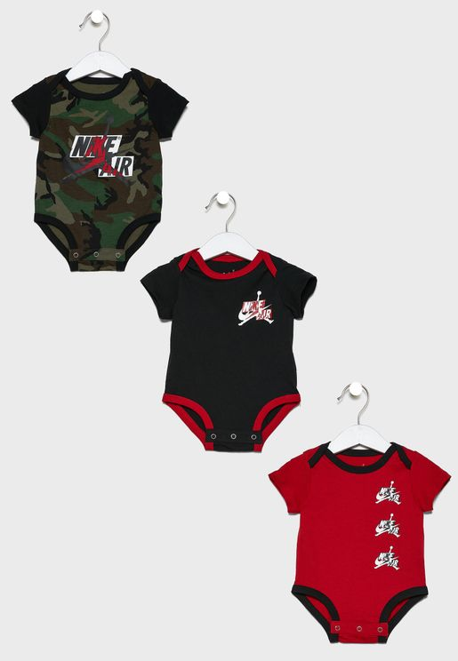 Infant  3 Pack Jordan Jumpman Classics Set