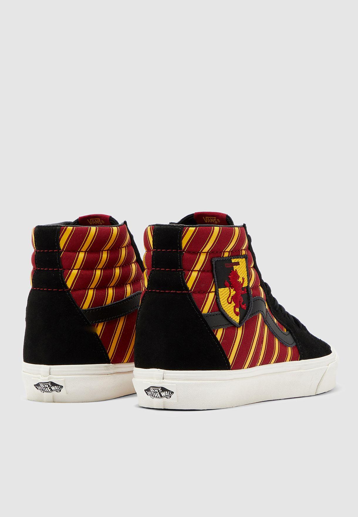 Harry Potter Gryffindor SK8-Hi
