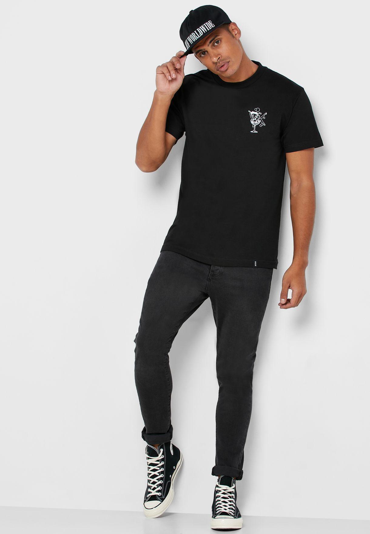 Betty Boop Martini T-Shirt