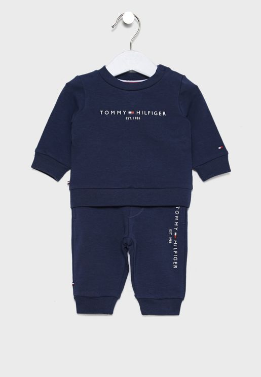 Infant Logo Tracksuit